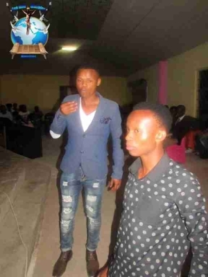 Controversial End Times Pastor Orders Members To Eat Cockroach In Church (Photos)